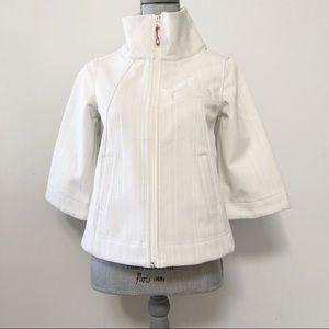 Lululemon swing jacket with 3/4 sleeves